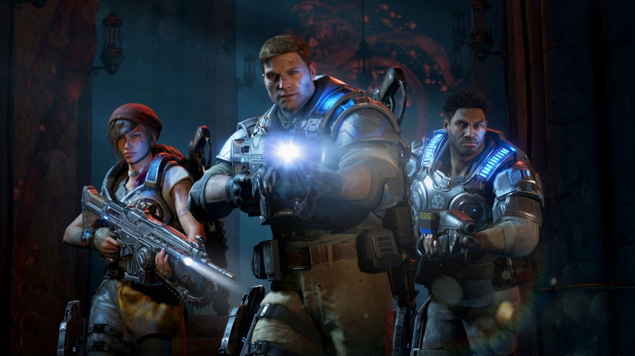 Gears of War 4: Gears of War 4: Horda. Amenaza. Cooperativo y cross-play/buy