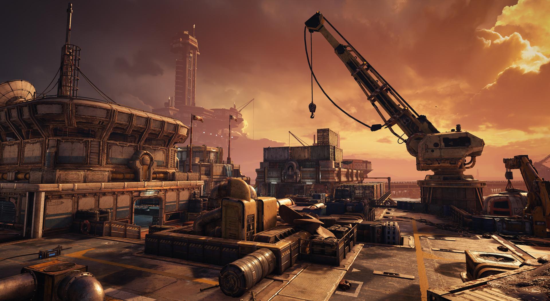 Gears of War 4 estrena nuevos mapas y presenta su evento de Halloween