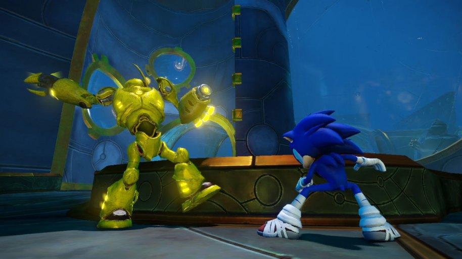 Sonic Boom El Ascenso de Lyric Wii U