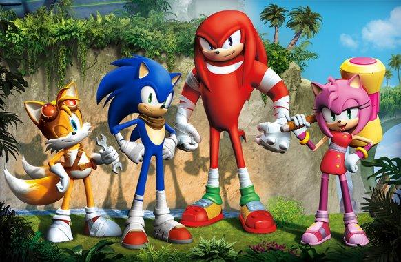 Sonic Boom: Ryse of Lyric