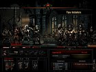 Darkest Dungeon - Pantalla