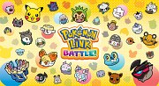 Carátula de Pokémon Link: Battle! - 3DS