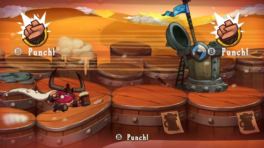 Swords & Soldiers II Wii U
