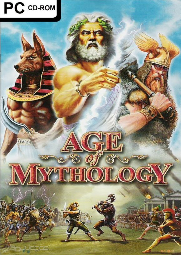 Age Of Mythology Para Pc