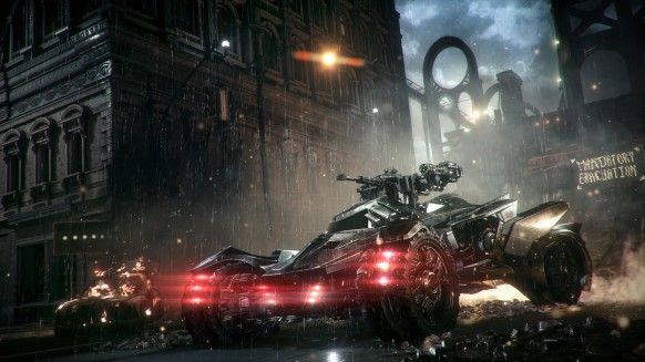 Batman Arkham Knight: Batman Arkham Knight: Impresiones E3 2014