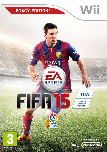 Fifa 15 Para Wii 3djuegos