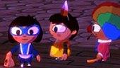 Costume Quest 2: Gameplay: Brujas en la Noche de Halloween