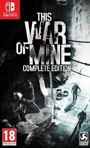 Carátula de This War of Mine - Nintendo Switch