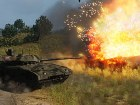 Armored Warfare - Pantalla