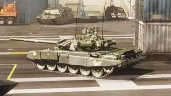 Armored Warfare: Global Operations