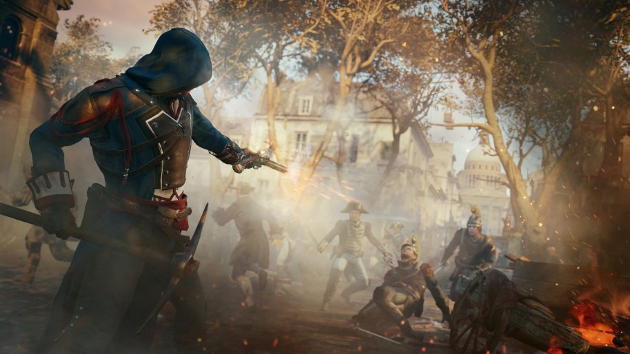 Assassin's Creed Unity análisis