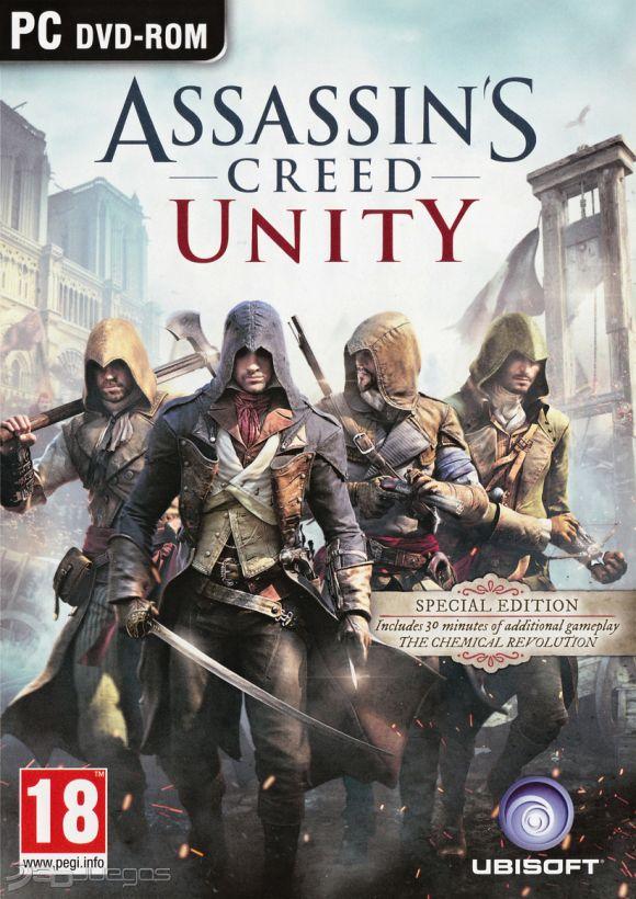 Assassin S Creed Unity Para Pc 3djuegos
