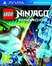 LEGO Ninjago: Nindroids Vita