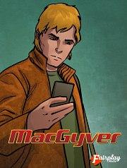 Carátula de MacGyver - Android