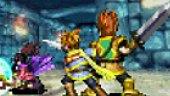 Golden Sun: Gameplay: Memorias Retro