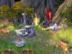 Heroes of Might & Magic V - Pantalla