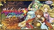 Carátula de Alphadia Genesis - Wii U