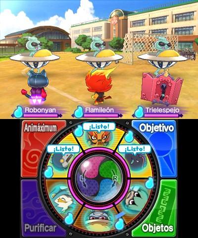 Yo-kai Watch 2: Yo-kai Watch 2: Impresiones jugables