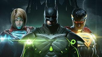 Filtrado para PS4 y Xbox One Injustice 2: Legendary Edition