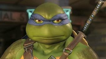 Injustice 2: Las Tortugas Ninja (DLC)