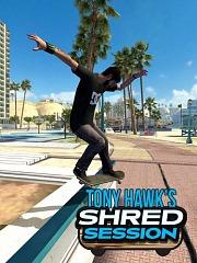 Tony Hawk's Shred Session