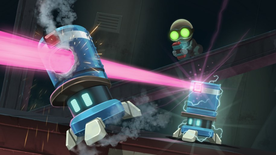 Stealth Inc 2 A Game of Clones Vita