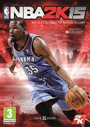 Carátula de NBA 2K15 - PS4