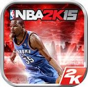 Carátula de NBA 2K15 - iOS