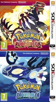 Pokémon Rubí Omega / Zafiro Alfa