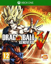 Carátula de Dragon Ball: Xenoverse - Xbox One