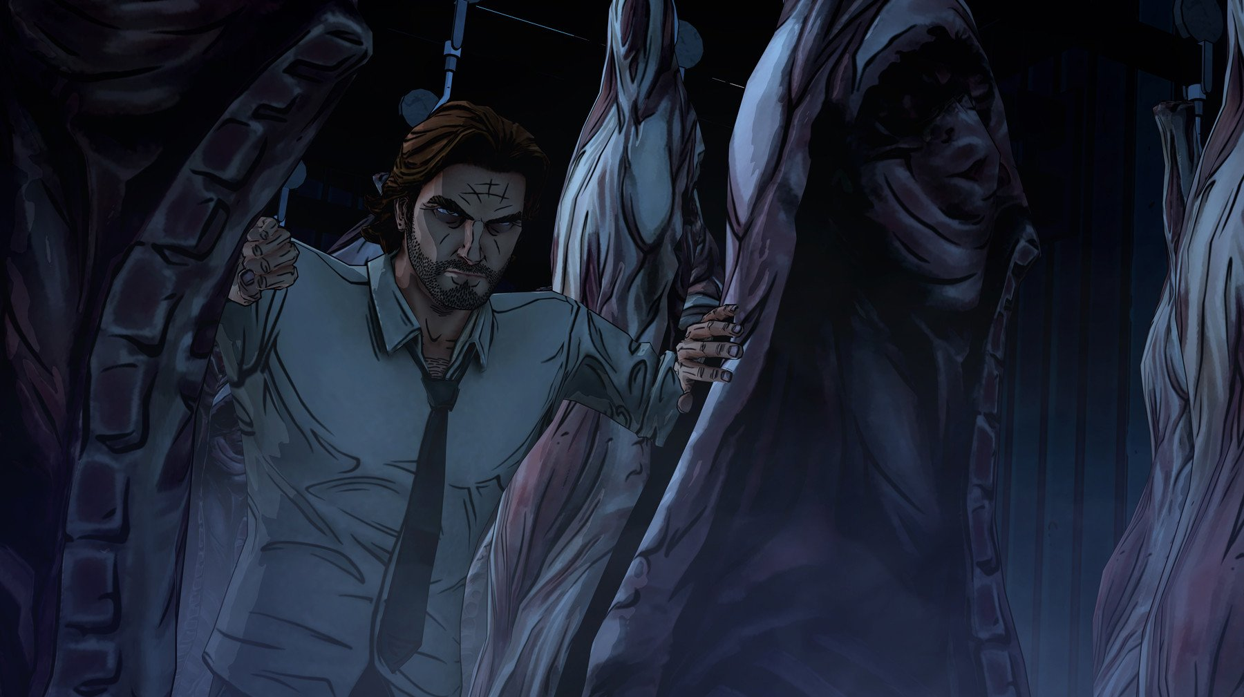 The Wolf Among Us: In Sheep's Clothing