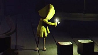 Video Little Nightmares, Tráiler de Lanzamiento: Childhood fears