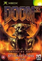 Carátula de Doom 3: Resurrection of Evil - XBOX