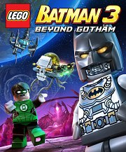 Carátula de LEGO Batman 3 - PS4