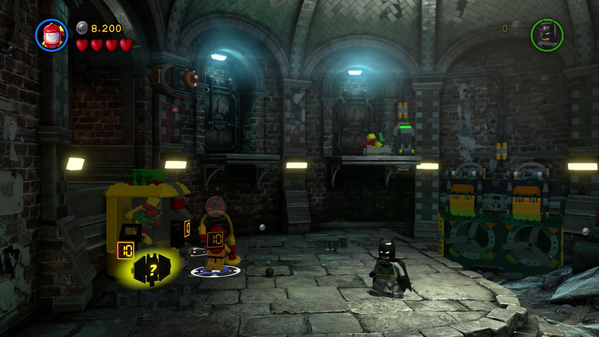 Batman Xbox360 Dlc