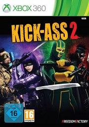 Carátula de Kick Ass 2 - Xbox 360