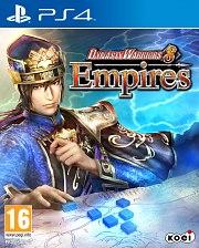 Carátula de Dynasty Warriors 8: Empires - PS4