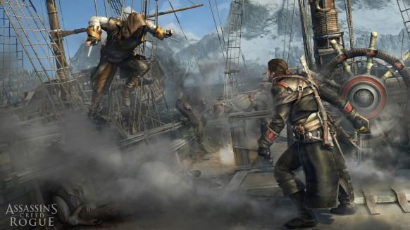 Assassin's Creed Rogue: Assassin's Creed Rogue: Así siente un templario vengativo