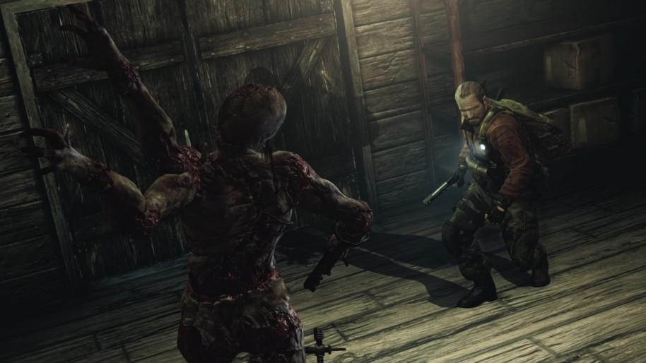 Resident Evil Revelations 2 Vita
