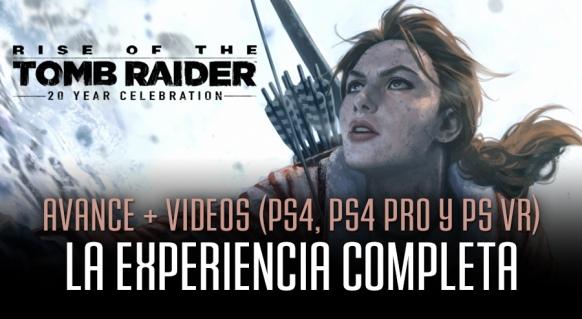 Art�culo de Rise of the Tomb Raider