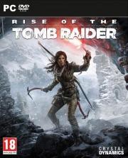 Carátula de Rise of the Tomb Raider - Stadia