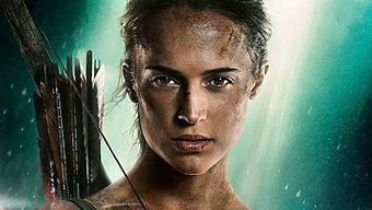 Tomb Raider se queda a un suspiro de superar al film original