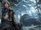 Rise of the Tomb Raider - Pantalla