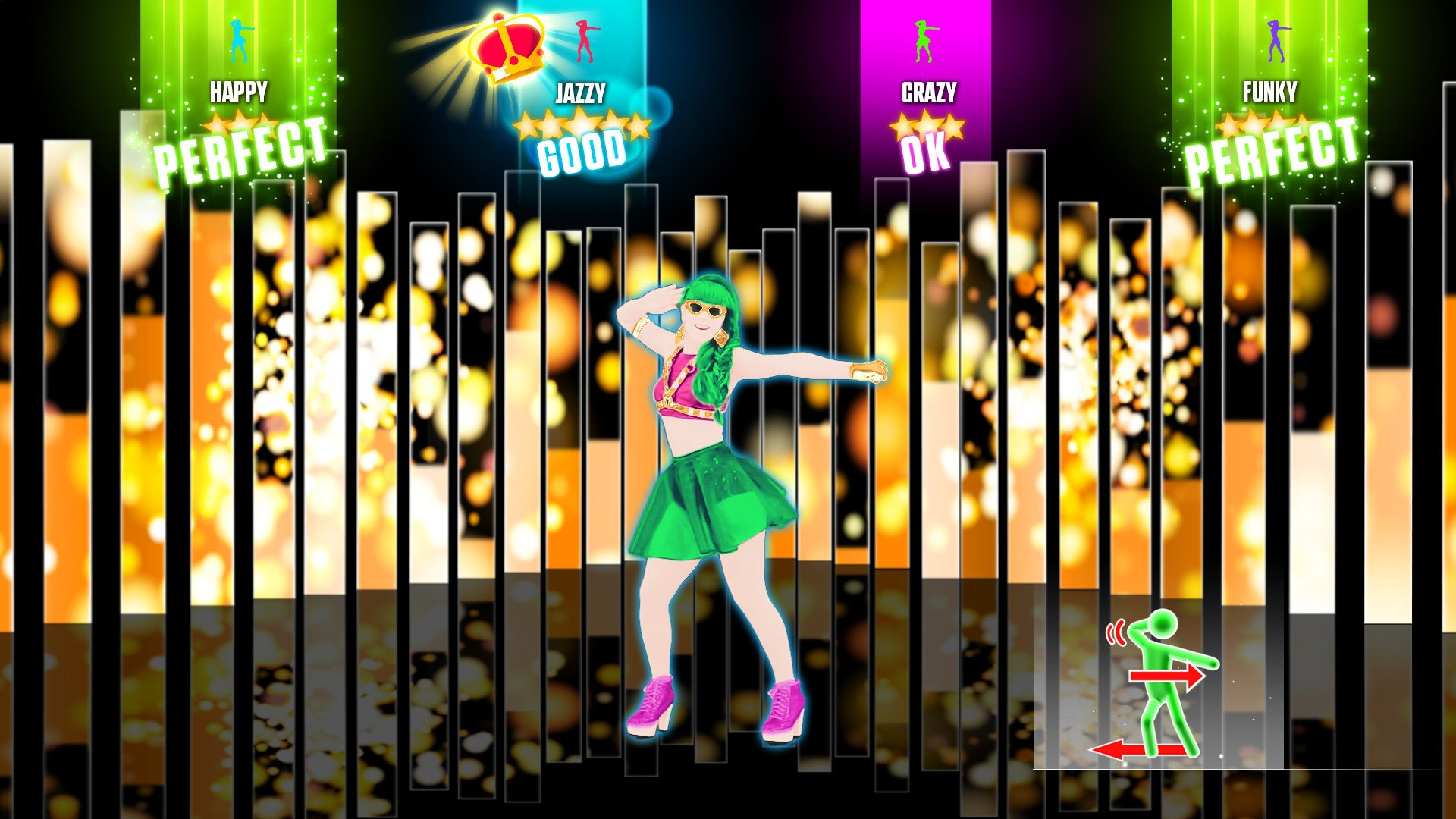 Just Dance 2015 XBOX 360 ESPAÑOL (Region NTSC-U/PAL) 7