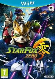 Carátula de Star Fox Zero - Wii U