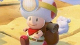 Captain Toad Treasure Tracker: Impresiones jugables
