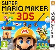 Carátula de Super Mario Maker - 3DS