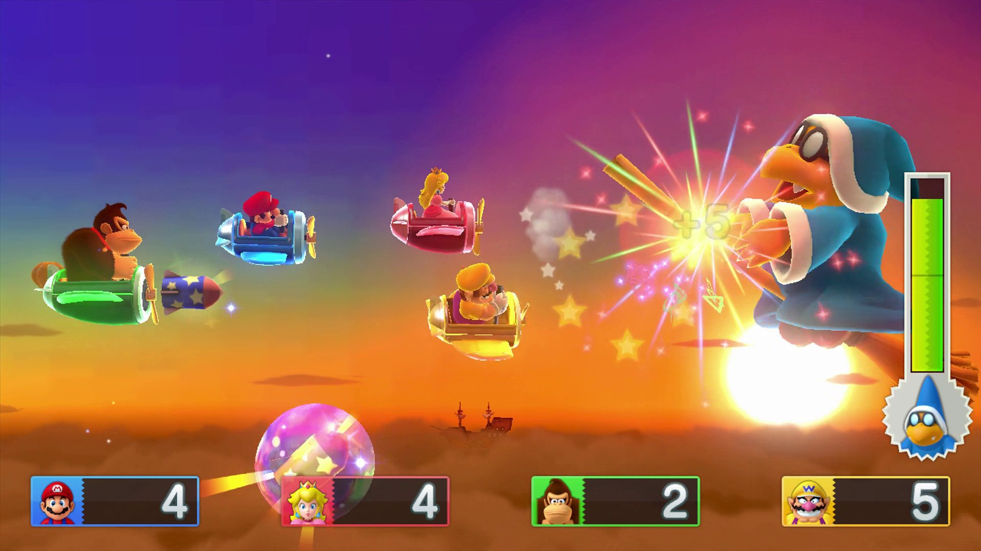 Analisis De Mario Party 10 Para Wii U 3djuegos