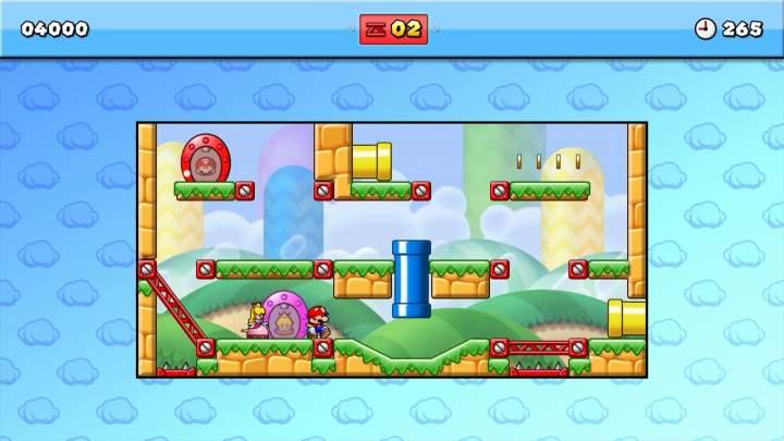 Mario vs Donkey Kong Tipping Stars - Imagen