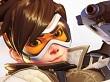 Un mod de Street Fighter V nos permite jugar con Tracer de Overwatch